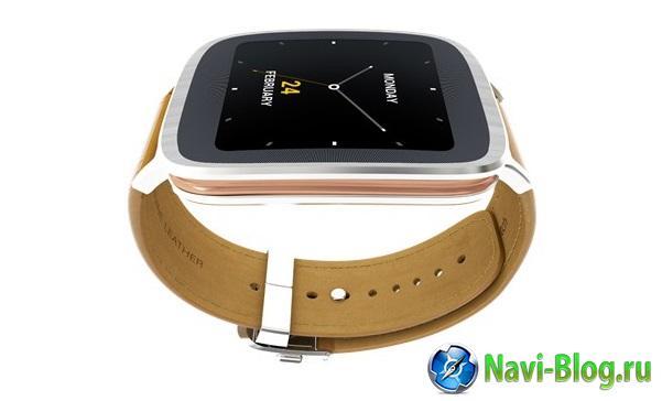 Asus начнет продажи умных часов ZenWatch следующего поколения в 3 ем квартале |