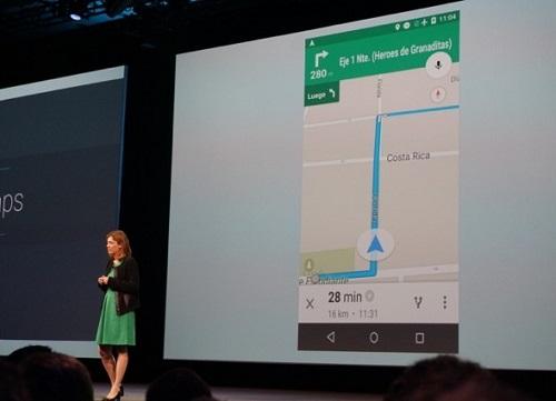 В Google Maps появится пошаговая офлайн навигация |