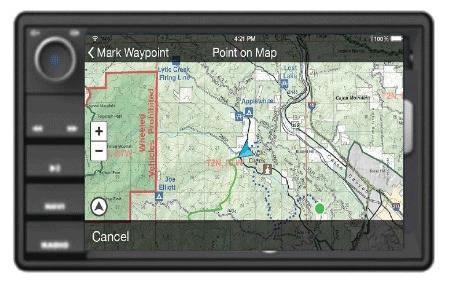 Magellan представила собственную навигационную платформу для внедорожников |