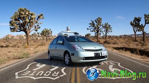 Автомобиль Google проехал один миллион миль без водителя  