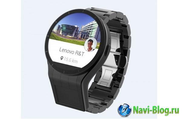 Lenovo представила умные часы Magic View с двумя дисплеями  