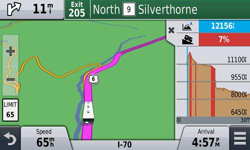 Garmin представила новый GPS навигатор из линейки RV |