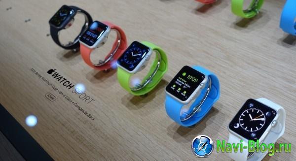 Apple запустит продажи смарт часов Watch еще в семи странах |