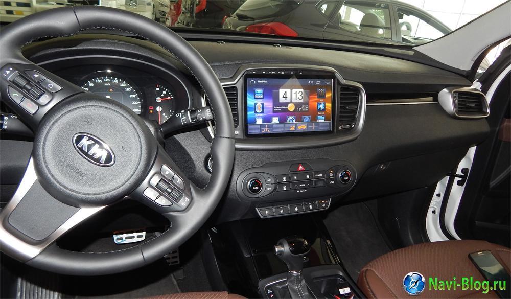 Компания Пилот Навигатор  представляет новую GPS магнитолу NaviPilot DROID2 для Kia Sorento Prime 2015. |