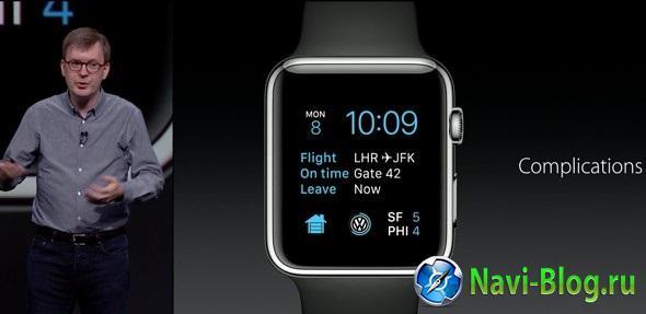 Apple официально представила платформу WatchOS 2.0 |