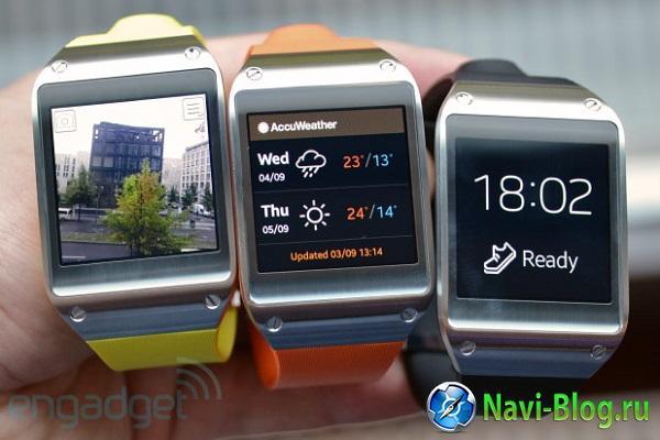 Samsung Galaxy Gear: предварительный обзор смарт часов |