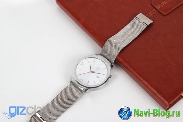 В Сети появились фотографии умных часов Elephone Ele Watch |