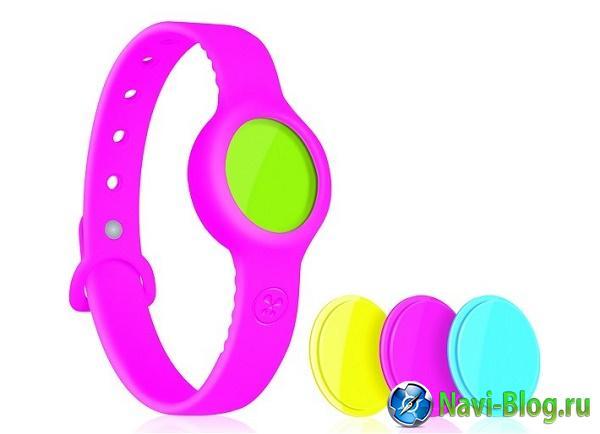 Fuhu представила детский фитнес браслет Nabi Compete |