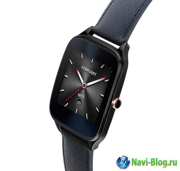 ASUS начинает российские продажи смарт часов ZenWatch 2 |