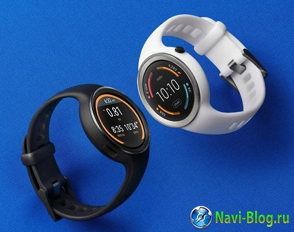 Смарт часы Motorola Moto 360 Sport появились в продаже |