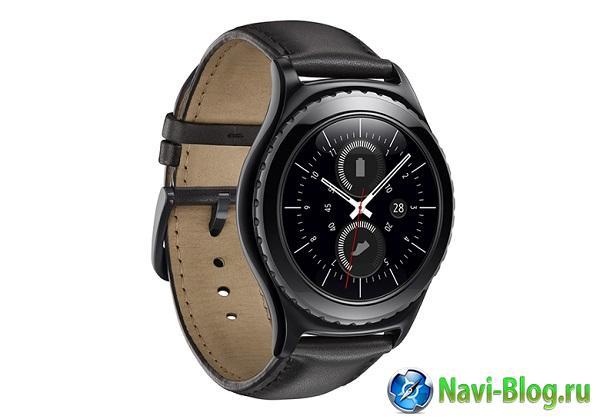 CES 2016: Samsung демонстрирует смарт часы Gear S2 в платине и золоте | умные часы смарт часы гаджеты Samsung Gear S2