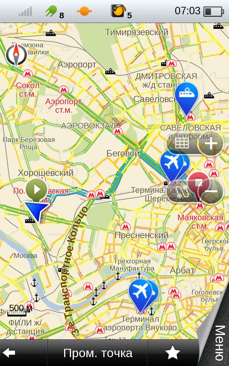 Shturmann, навигация, Android, карты, Here, Nokia, пробки, Яндекс