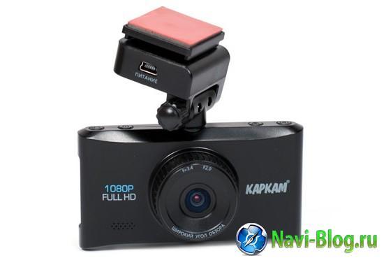 Каркам QL3 Mini - суперкомпактный видеорегистратор с опциональным GPS