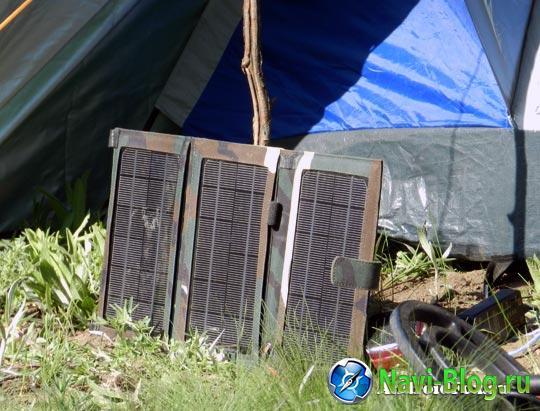 Солнечная батарея KVAZAR KV-10SM