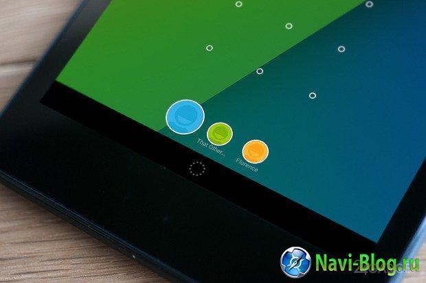 В Android L появится глобальный менеджер аккаунтов