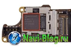Двусистемный ГЛОНАСС/GPS чип