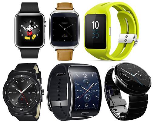 Сравниваем новинки рынка «умных часов»