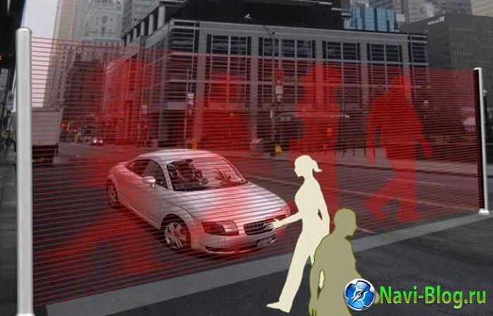 Стена-светофор 2