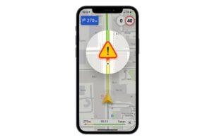 Яндекс.Навигатор научился предупреждать о сложных перекрестках и опасных обгонах